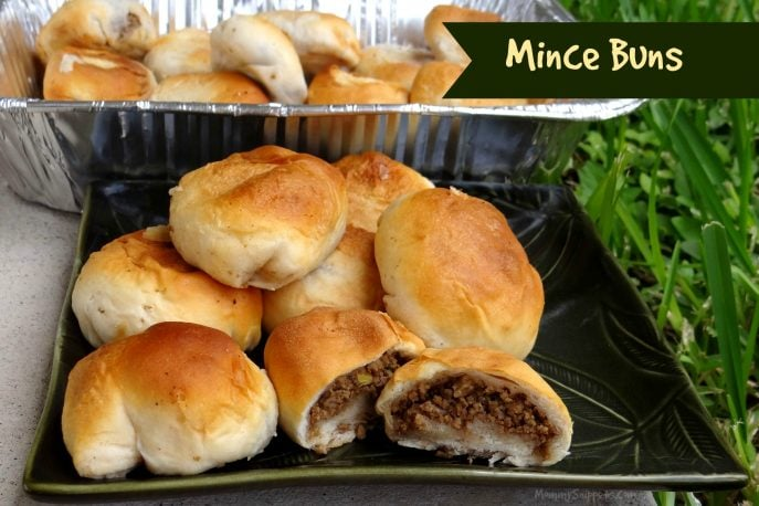 Mince Buns -Mommy Snippets