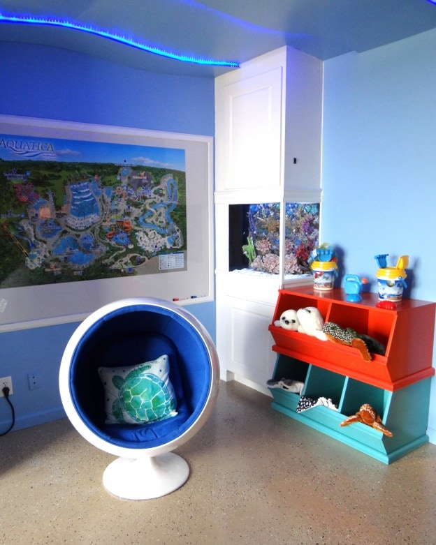 Omni Colonnade's Aquatica Kids' Suite (16)