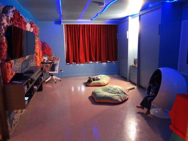 Omni Colonnade's Aquatica Kids' Suite (A Photo Tour!)