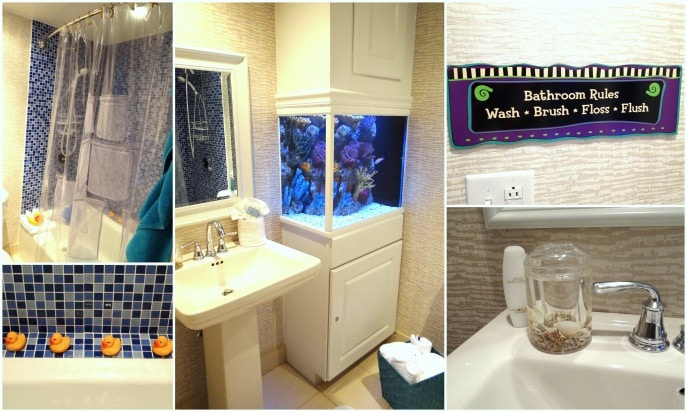 Omni Colonnade's Aquatica Kids' Suite (A Photo Tour!)