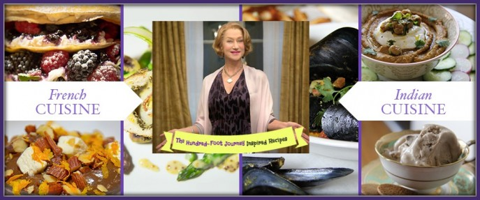 The Hundred-Foot Journey Inspired Recipes .