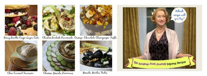 The Hundred-Foot Journey Inspired Recipes from World Market