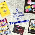 5 Practical Gift Ideas for a Freshman