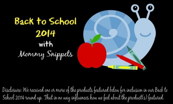 Back to School with Mommy Snippets
