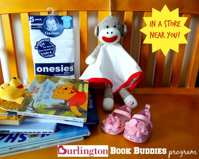 Burlington Book Buddies Program