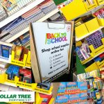 Dollar Tree makes back-to-school shopping affordable.
