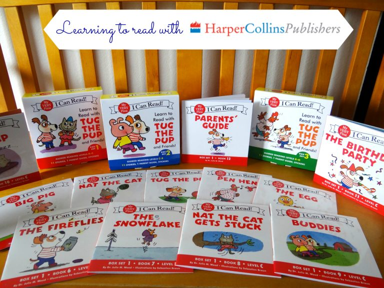 Going back to school with HarperCollins books