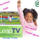 LeapTV…a parent approved, kid-centric video gaming system. Seriously!