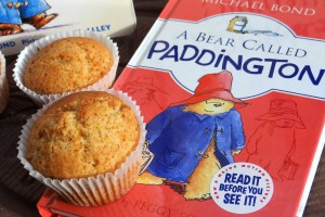 Orange Marmalade Nut Muffins and Paddington (7)