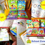 Putting the fun into learning with School Zone Workbooks