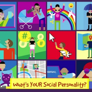 What's your social personality?