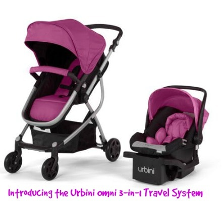 Introducing The Urbini Omni 3 In 1 Travel System Mommy