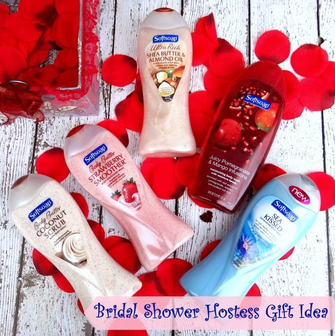 Bridal Shower Hostess Gift Idea
