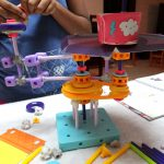 Opening up a world of possibilities with GoldieBlox {+ A #LookAtGoldie Giveaway}