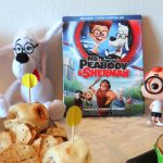 How to host a Mr. Peabody and Sherman Viewing Party {+ A Craft & Recipe}