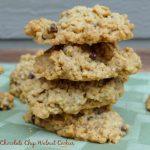 Oatmeal Chocolate Chip Walnut Cookies recipe