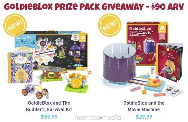 goldieblox prize