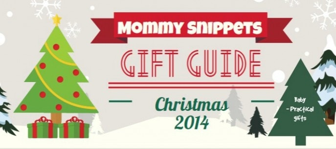 2014 Christmas Gift Guide Gifts: Baby – Practical Gifts - Mommy Snippets