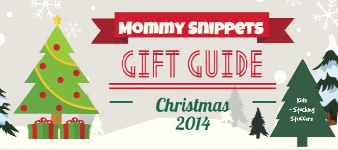 2014 Christmas Gift Guide -Kids Stocking Stuffers