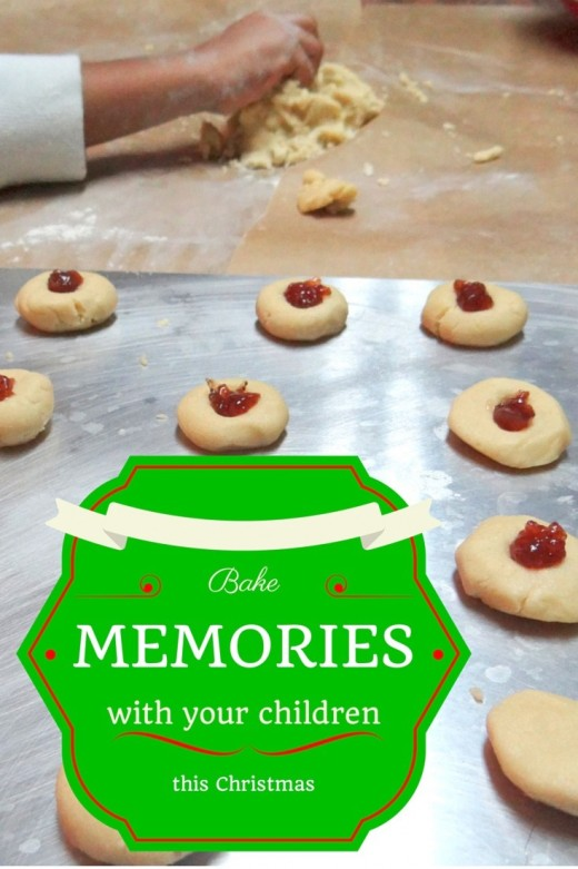 Bake memories with your children this Christmas {#NorthpoleFun}