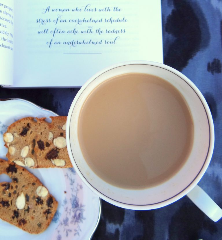 Starting the day with Cardamom Chai {An Indian Tea Recipe}
