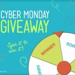 Cyber Monday is a click away! {+ Sweeps}