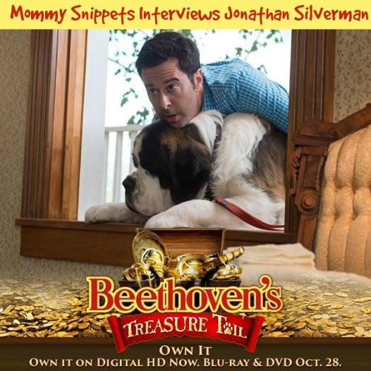 Mommy Snippets Interviews Jonathan Silverman