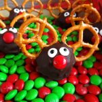 Rudolph the Red Nosed Reindeer OREO Cookie Balls Recipe {+ #OREOCookieBalls Hacks}
