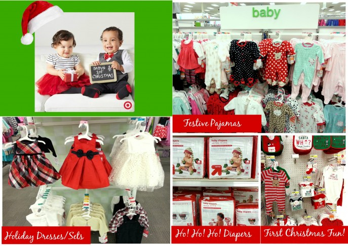 2014 Christmas Gift Guide Baby S 1st Christmas Shopping At Target
