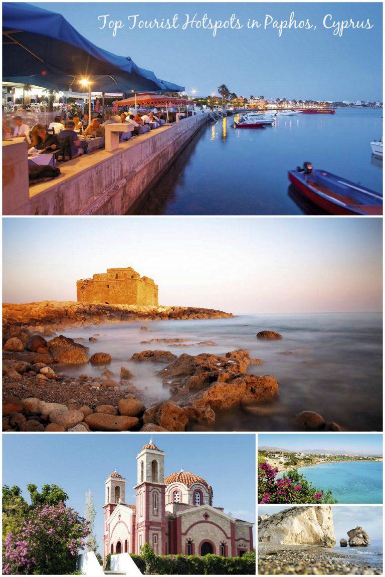 Top Tourist Hotspots in Paphos, Cyprus