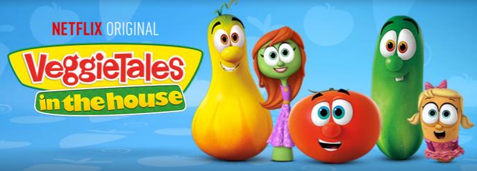 Netflix Original Kids Movie