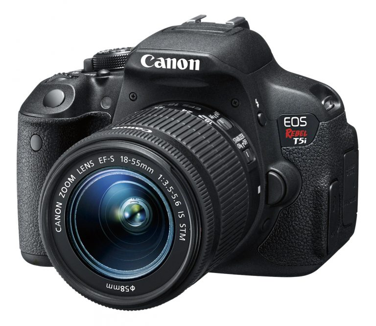 Hot price on a Canon EOS Rebel T5i camera at Best Buy {#HintingSeason}
