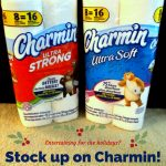 Entertaining for the holidays? Stock up on Charmin! {+ Coupon}