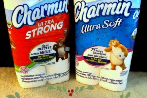 Entertaining for the holidays Stock up on Charmin!