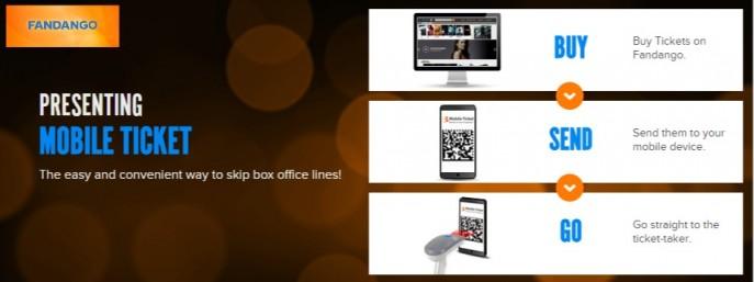 Mobile Tickets - Fandango.com
