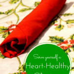 Serve yourself a Heart-Healthy Christmas.