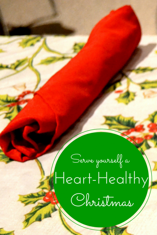 Serve yourself a heart-healthy Christmas - Mommy Snippets