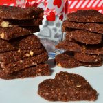 No-Bake Choco-Date Cookies for Valentine's Day