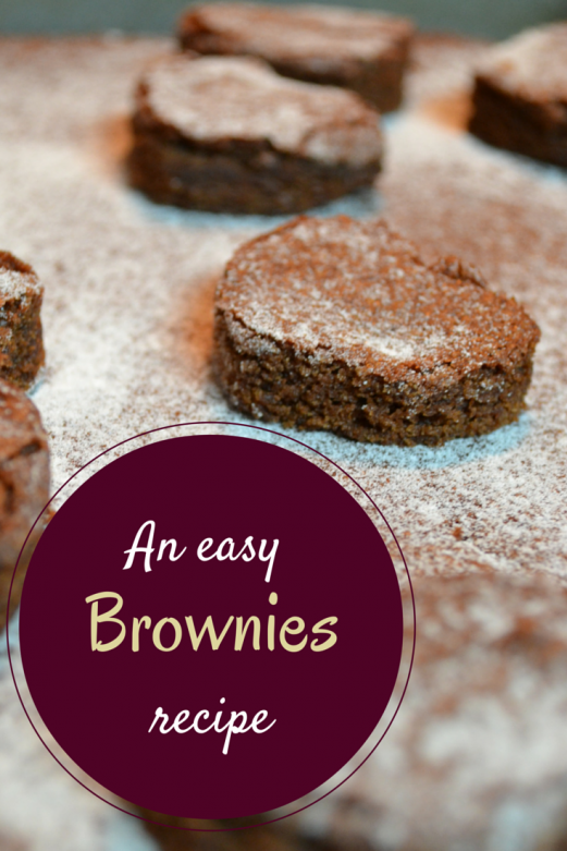 An easy Brownies recipe