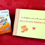 Free Printable Goldfish Valentines for Kids