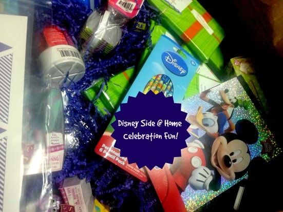 How to celebrate a #DisneySide Birthday Party at a Party Place (3)
