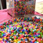 Easy DIY Faith Bracelets with Melted Perler Beads (+ Printable)