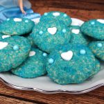 Cinderella's Almond Sparkle Cookies {A #FandangoFamily Recipe}