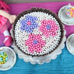 Easy Floral Cake using Sweetworks Candy