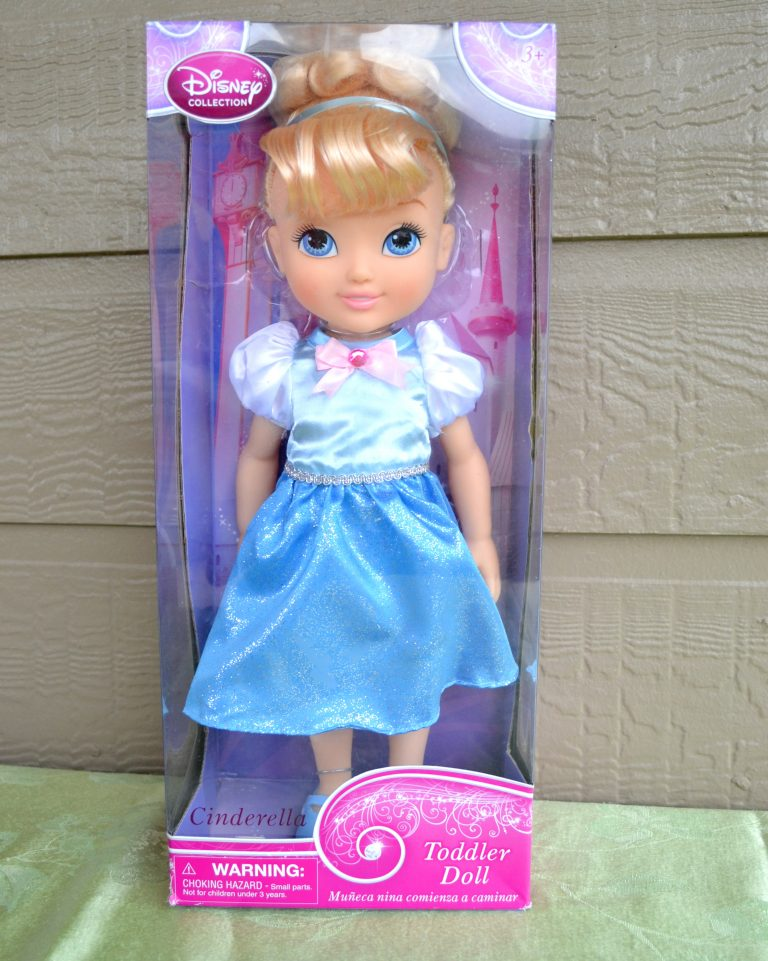 Cinderella Gift Ideas for Girls, from JC Penney