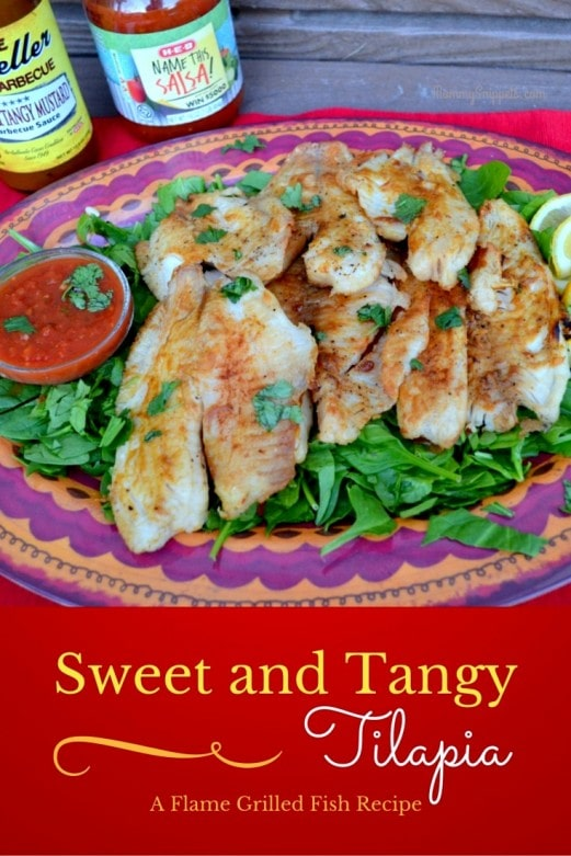 Sweet and Tangy Flame Grilled Fish Recipe {#PrimoPicks}- Mommy Snippets