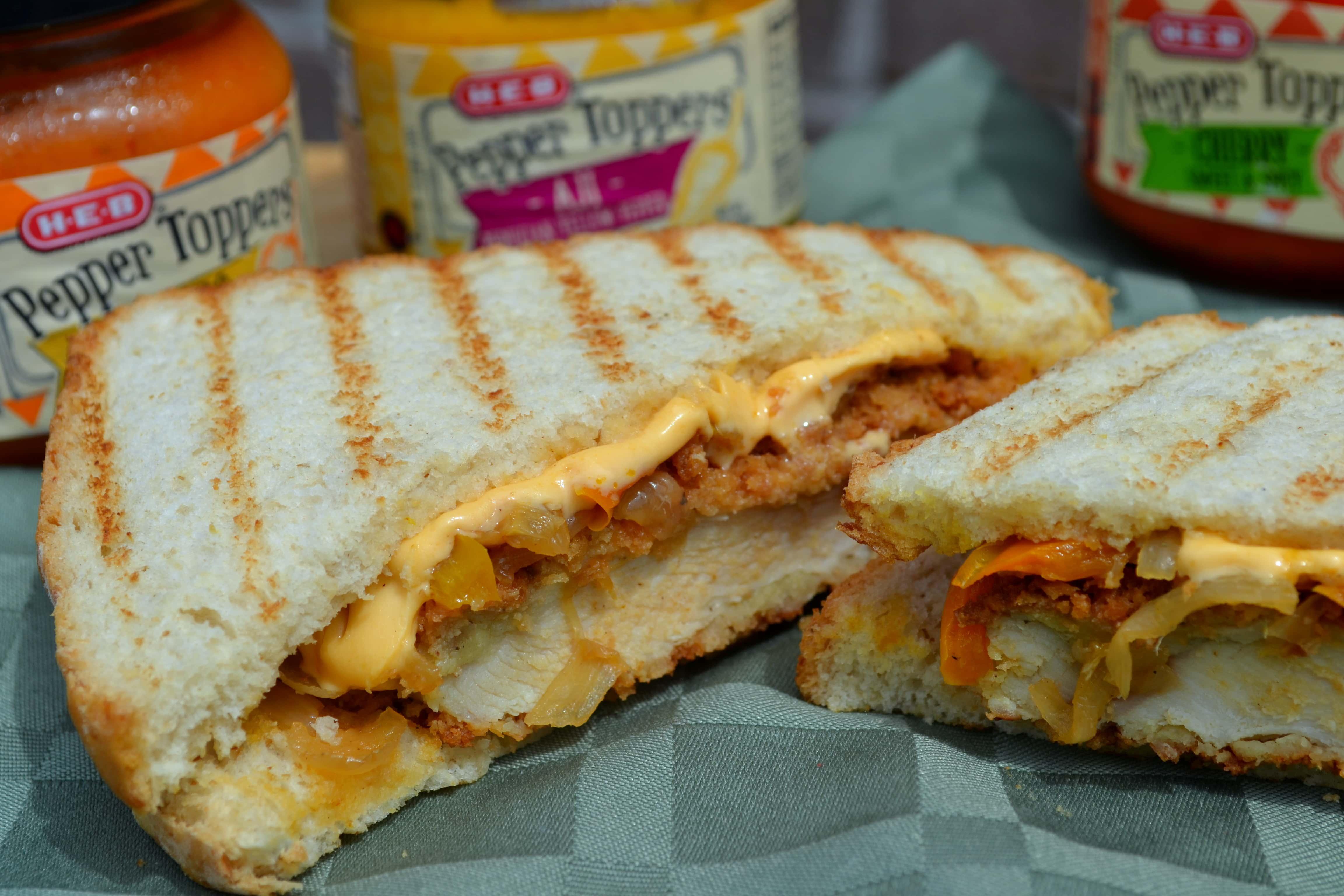 Easy chicken fillet sandwich recipe primopicks mommy for Chick fil a fish sandwich 2017