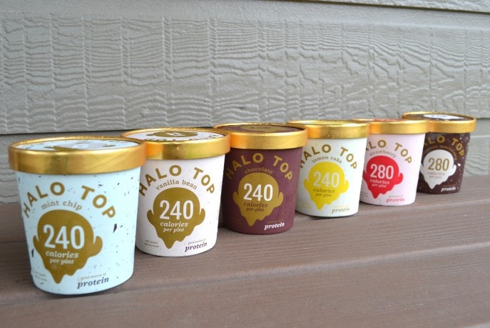 Halo Top Creamery Ice Cream (2)