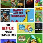 10 Netflix picks for dinosaur fans.