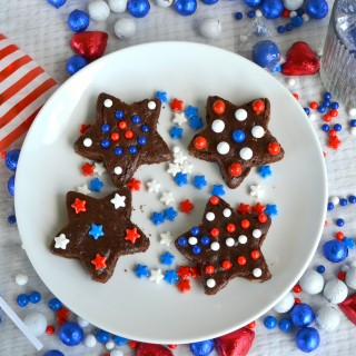 4th of July Brownies {+ A #SweetworksPatriotic Giveaway}